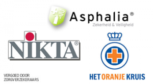 NIKTA - Het Oranje Kruis - Asphalia